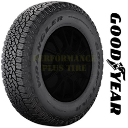 Goodyear Tires Wrangler TrailRunner A/T Passenger All Season Tire - LT265/70R17 121S 10 Ply