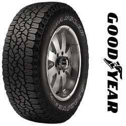 Goodyear Tires Wrangler TrailRunner A/T - LT265/75R16 123R 10 Ply