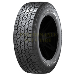 Hankook Tires Dynapro AT2 (RF11) Light Truck/SUV All Terrain/Mud Terrain Hybrid Tire - LT265/70R17 121/118S 10 Ply