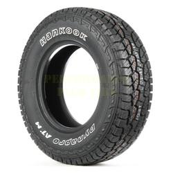 Hankook Tires DynaPro AT-M (RF10) Light Truck/SUV All Terrain/Mud Terrain Hybrid Tire - P265/75R16 114T