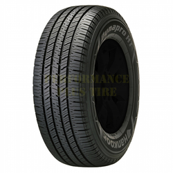 Hankook Tires DynaPro HT (RH12) Light Truck/SUV Highway All Season Tire - LT245/75R17 121/118S 10 Ply