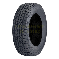 Ironman Tires All Country A/T Passenger All Season Tire - LT245/75R17 121/118Q 10 Ply