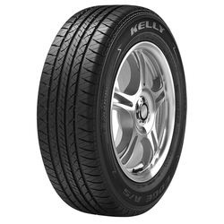 Kelly Tires Edge All Season Passenger All Season Tire - 235/65R17 104H