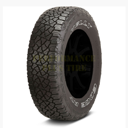 Kelly Tires Edge AT Light Truck/SUV Highway All Season Tire - LT265/75R16 123R 10 Ply
