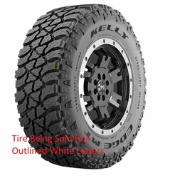 Kelly Tires Edge MT Tire