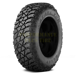 Kelly Tires Safari TSR Light Truck/SUV All Terrain/Mud Terrain Hybrid Tire - LT265/70R17 121Q 10 Ply