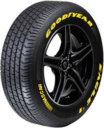 Goodyear Antique Tires Eagle #1 NASCAR Tire