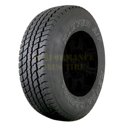 Kenda Tires Klever A/P KR05 Light Truck/SUV All Terrain/Mud Terrain Hybrid Tire - LT265/75R16 123/120Q 10 Ply