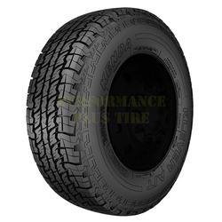 Kenda Tires Klever A/T KR28 Light Truck/SUV All Terrain/Mud Terrain Hybrid Tire - 245/70R17 110S
