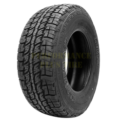 Kenda Tires Klever A/T KR28 Light Truck/SUV All Terrain/Mud Terrain Hybrid Tire - LT265/70R17 121/118Q 10 Ply