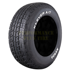 Kenda Tires Klever A/T KR28 Passenger All Season Tire - LT285/55R20 122/119 10 Ply