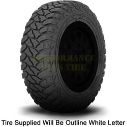 Kenda Tires Klever M/T KR29 Light Truck/SUV Mud Terrain Tire - LT265/70R17 121/118Q 10 Ply