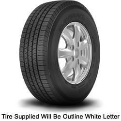 Kenda Tires Klever H/T2 KR600 - LT265/75R16 123/120Q 10 Ply
