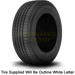Kenda Tires Klever H/T2 KR600 Light Truck/SUV Highway All Season Tire - LT265/70R17 121/118R 10 Ply
