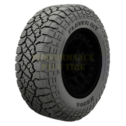 Kenda Tires Klever R/T KR601 Light Truck/SUV All Terrain/Mud Terrain Hybrid Tire - LT265/70R17 121/118R 10 Ply