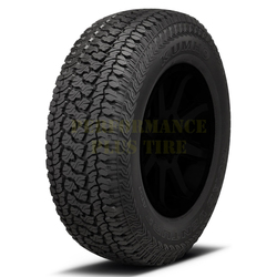 Kumho Tires Road Venture AT51 Light Truck/SUV All Terrain/Mud Terrain Hybrid Tire - LT265/70R17 121/118R 10 Ply
