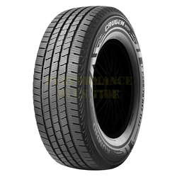 Kumho Tires Crugen HT51 Passenger All Season Tire - LT245/75R17 121/118S 10 Ply
