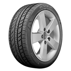Kumho Tires Ecsta 4X II KU22 Passenger All Season Tire - 245/45ZR19XL 102W