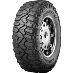 Kumho Tires Road Venture MT71 Tire - LT265/70R17 121/118Q 10 Ply