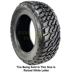 Leao Tires Lion Sport MT Light Truck/SUV Mud Terrain Tire - LT285/55R20 122/119Q 10 Ply