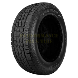 Lexani Tires Terrain Beast AT Light Truck/SUV All Terrain/Mud Terrain Hybrid Tire - LT245/75R17 121/118S 10 Ply