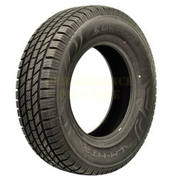Lionhart Tires LH-HTS Passenger All Season Tire - P265/75R16 116H