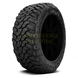 Lionhart Tires Lionclaw MT Light Truck/SUV Mud Terrain Tire - 33x12.50R18LT 118Q 10 Ply