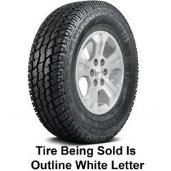 Lizetti Tires All Terrain - 31x10.5R15LT 109R 6 Ply