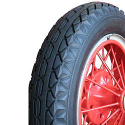 Lucas Tires Blackwall Classic / Vintage / Military Tire