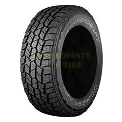 Mastercraft Tires Courser AXT Light Truck/SUV All Terrain/Mud Terrain Hybrid Tire - LT245/75R17 121/118S 10 Ply
