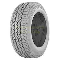 Mastercraft Tires Courser LTR Light Truck/SUV Highway All Season Tire - LT225/75R16 115/112R 10 Ply