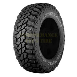 Mastercraft Tires Courser MXT Light Truck/SUV Mud Terrain Tire - LT245/75R17 121/118Q 10 Ply
