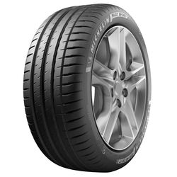 Michelin Tires Pilot Sport 4 Passenger Summer Tire - 195/45ZR17 81W