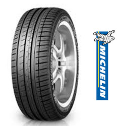 Michelin Tires Pilot Sport 3 - 255/40ZR19XL 100(Y)