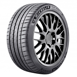 Michelin Tires Pilot Sport 4 S Passenger Summer Tire - 275/30ZR19XL 96(Y)