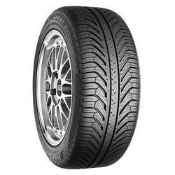 Michelin Tires Pilot Sport A/S+ - 295/35R20XL 105V