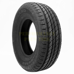 Milestar Tires Grantland Passenger All Season Tire - LT245/75R17 121/118S 10 Ply