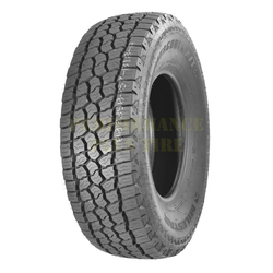 Milestar Tires Patagonia A/T R Light Truck/SUV All Terrain/Mud Terrain Hybrid Tire - LT245/75R17 121/118Q 10 Ply