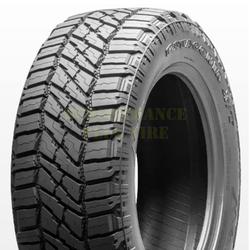Milestar Tires Patagonia X/T Light Truck/SUV All Terrain/Mud Terrain Hybrid Tire - 37x13.50R22LT 128Q 12 Ply
