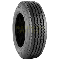 Milestar Tires Steelpro MS597 Light Truck/SUV Highway All Season Tire - LT245/75R17 121/118Q 10 Ply