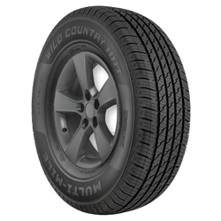 Multi Mile Tires Wild Country HRT Passenger All Season Tire - LT265/75R16 123/120R 10 Ply