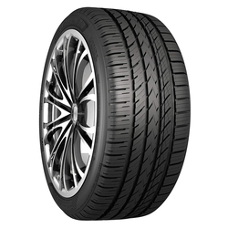 Nankang Tires NS-25 All-Season UHP Passenger All Season Tire - 255/30ZR19XL 91Y