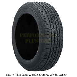 Nexen Tires Roadian HTX RH5 Light Truck/SUV Highway All Season Tire - LT265/70R17 121/118R 10 Ply