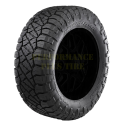 Nitto Tires Ridge Grappler Light Truck/SUV Highway All Season Tire - 37x13.50R22LT 128Q 12 Ply