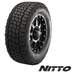 Nitto Tires Terra Grappler G2 - LT285/55R22 124/121R 10 Ply