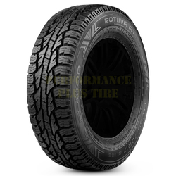 Nokian Tires A/T Plus Light Truck/SUV All Terrain/Mud Terrain Hybrid Tire - LT265/70R17 121/118S 10 Ply