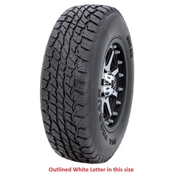 Ohtsu Tires AT4000 - 265/70R17 121/118S 10 Ply