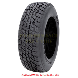 Ohtsu Tires AT4000 Light Truck/SUV Highway All Season Tire - 265/75R16 114S