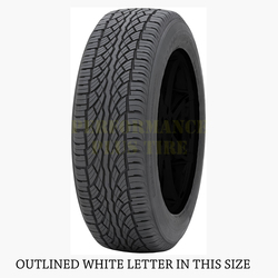 Ohtsu Tires ST5000 Passenger All Season Tire - 265/75R16 114S