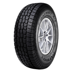 Patriot Tires Patriot A/T Light Truck/SUV All Terrain/Mud Terrain Hybrid Tire - LT265/70R17 121/118S 10 Ply